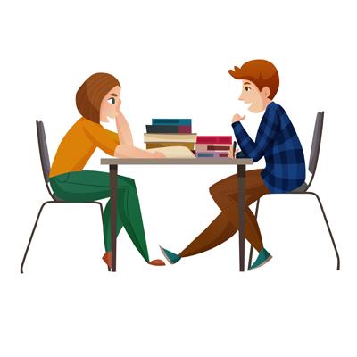 جلسه مشاوره با روان شناس و انگیزشی