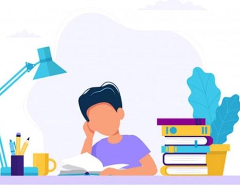 افزایش تمرکز در هنگام درس خواندن