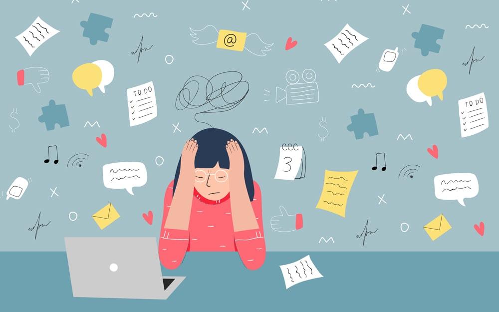 اضطراب امتحان در نهمی