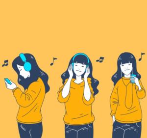 تاثیر موسیقی بر یادگیری در هنگام مطالعه